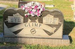 "Willie H. ""Bill"" Glimp"