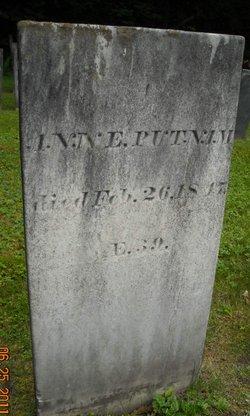 Ann Elizabeth Putnam