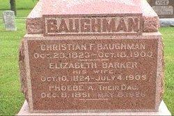 Christian Fast Baughman