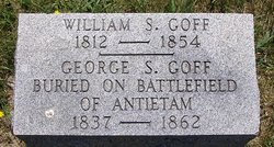 Sgt George S Goff