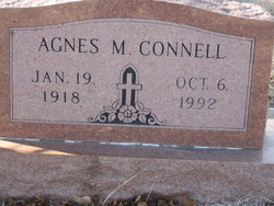 Agnes Mae <I>Gregory</I> Connell