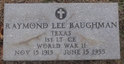 Raymond Lee Baughman