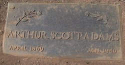 Arthur Scott Adams