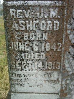 Rev James M Ashford