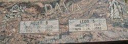 Leon Steven Davis