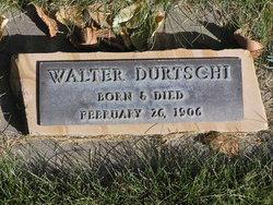 Walter Durtschi