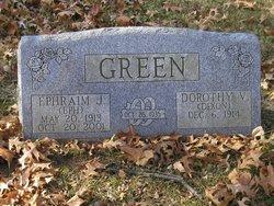 """Ephraim J """"Eph"""" Green"""