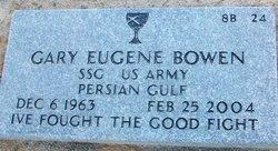Gary Eugene Bowen