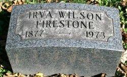 Irva <I>Wilson</I> Firestone