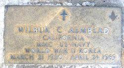 Wilbur C Almblad