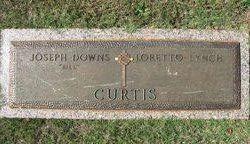 "Joseph Downs ""Bill"" Curtis"