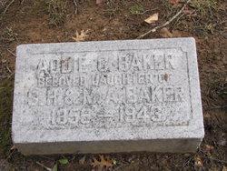 Addie C. Baker