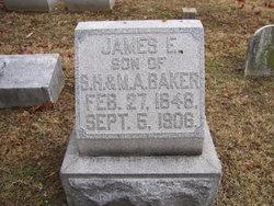 James E. Baker