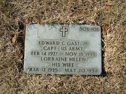 Edward Clarence Gast, Jr