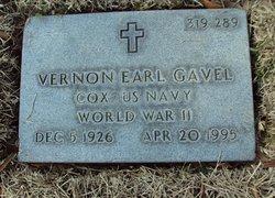 Vernon Earl Gavel