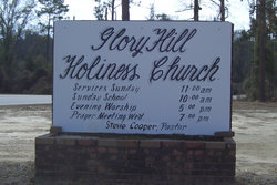 Glory Hill Holiness Church Cemetery