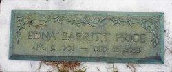 Edna Dorothy <I>Barritt</I> Price