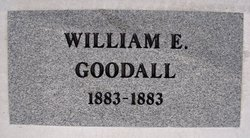 William E. Goodall, Jr