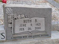 Ruth <I>Brooks</I> Roberts