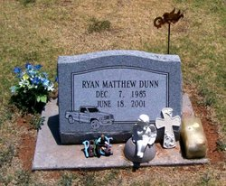 Ryan Matthew Dunn 1985 2001 Find A Grave Memorial