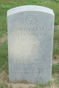 William Shannon Agner