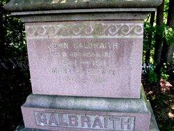 Mary E Galbraith