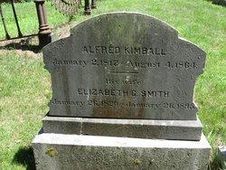 Elizabeth C <I>Smith</I> Kimball