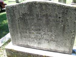 Mary Abby G <I>Smith</I> Kinsman