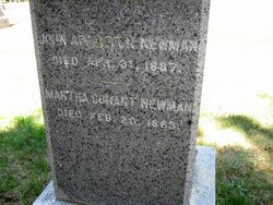 Martha <I>Conant</I> Newman