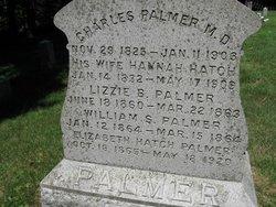 Hannah <I>Hatch</I> Palmer