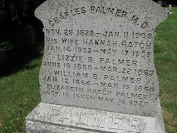 William S Palmer