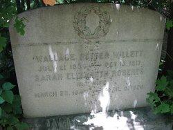 Wallace Potter Willett
