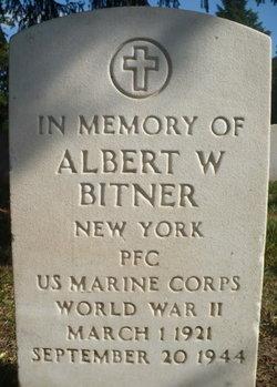 Albert W Bitner