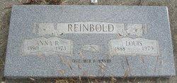 Anna Barbara <I>Buck</I> Reinbold