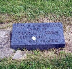 Cora A. <I>Mulholland</I> Swan