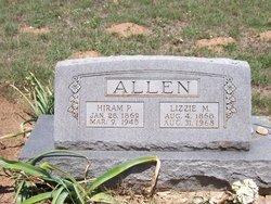 Hiram P Allen