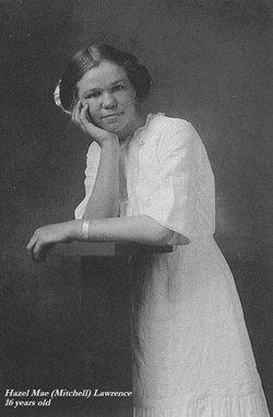 Hazel Mae <I>Mitchell</I> Lawrence