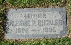 Glennie P. <I>Davis</I> Buckles
