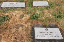 R Bruce Barrett