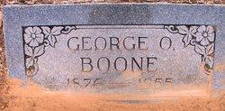 George Autum Boone