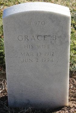 Grace <I>Baker</I> Geer