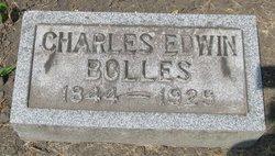 Charles Edwin Bolles