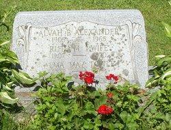 Alvah B. Alexander