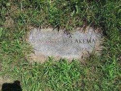 Winifred M. Lakeman