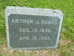 Arthur J Hawks