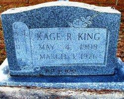 Kage R. King
