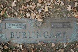 Dorothea B <I>Kummerow</I> Burlingame-Vogel