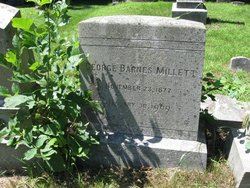 George Barnes Millett