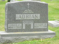 Louis F Adrian