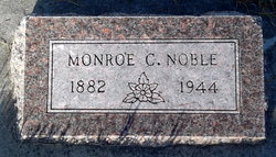 Monroe Clarence Noble, Sr